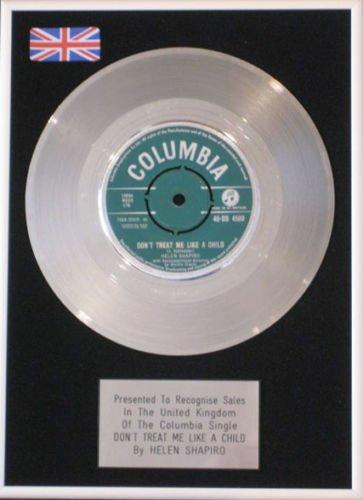 Helen Shapiro Platinum-CD-Don't Me Treat come un bambino
