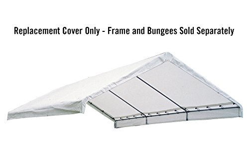 Shelterlogic canopy replacement cover for 2 inch frame for 18x40 frame