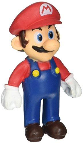 "OliaDesign Super Mario Brothers Figures Set (18 Piece), 2"""