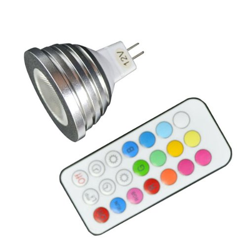 Reflector Led Rgb