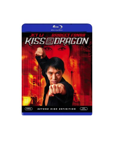 Cover art for  Kiss of the Dragon [Blu-ray]