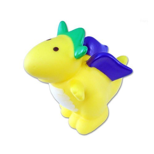 Puzzled Bath Buddy Dinosaur Pteranodon Water Squirter