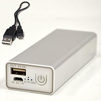 サンコ- USBあったかパワーバンク USBPB3HT