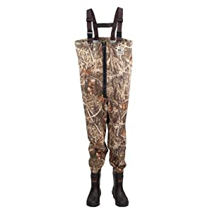 Hodgman Guidelite 600 Waterfowl Breathable Zippered Chest Wader with Neotrek Boot... by Hodgman