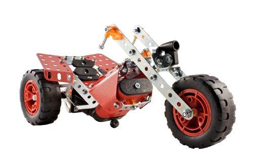 Erector Multi Model 25 Model Set - 260 Pieces + Parts