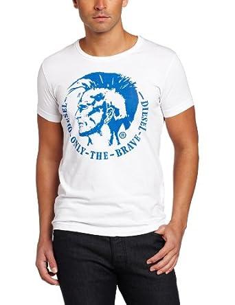 Low Price Diesel Men's T-Achel-RS T-Shirt