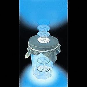 5 pcs/order Coin Penetration - Coin&Money Magic