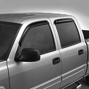 Genuine GM Accessories 19172622 Side Window Weather Deflector