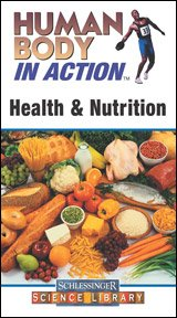 Health And Nutrition: Human Body In Action (K-4) Vhs