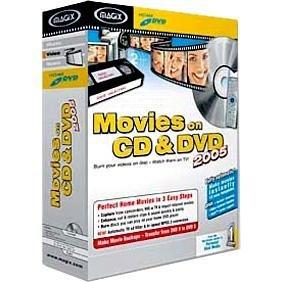 Movies on CD/DVD 2005