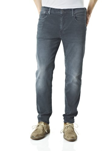 Levi's Men's Levi's 520 Taper 05520 Tapered Jeans Grey (0070/Voltage) 30/32