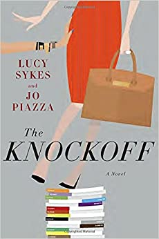 The Knockoff a novel by Lucy Sykes