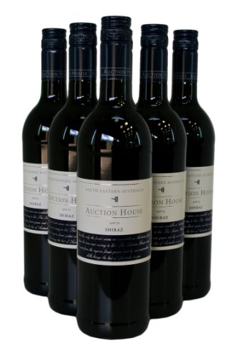 Auction House Shiraz Lot 23 - Case - 6 x 75cl