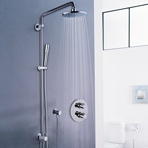 Merveilleux ... GROHE 27058000 Rain Shower 210 Shower System Diverter