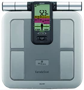 Omron HBF-375 Karada Scan Body Fat Analyzer
