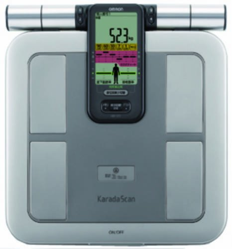 Buy Low Price Omron KARADA Scan Body Composition & Scale | HBF-375 (Japanese Import) (HBF-375)