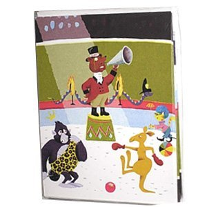 Shrinky Dinks Circus Invite Set