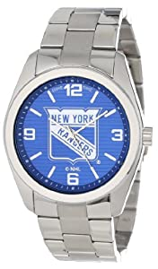 Buy Game Time Unisex NHL Elite Watch - New York Rangers by Game Time