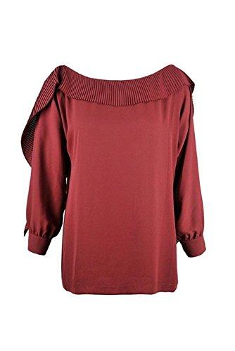 Blusa Denny Rose, ART 52DR41000, Taglia: L, Colore: Rosa Scuro