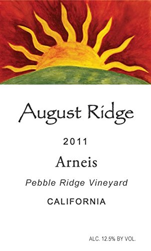 2011 August Ridge Arneis 750 Ml