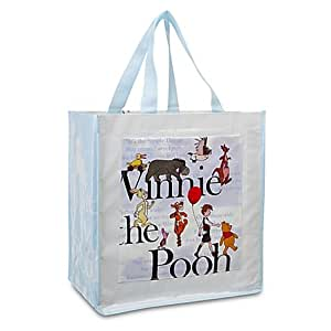 Disney Winnie the Pooh Reusable Tote Bag