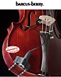 Barcus-Berry Clamp-on Bridge Violin Piezo Pickup 3100