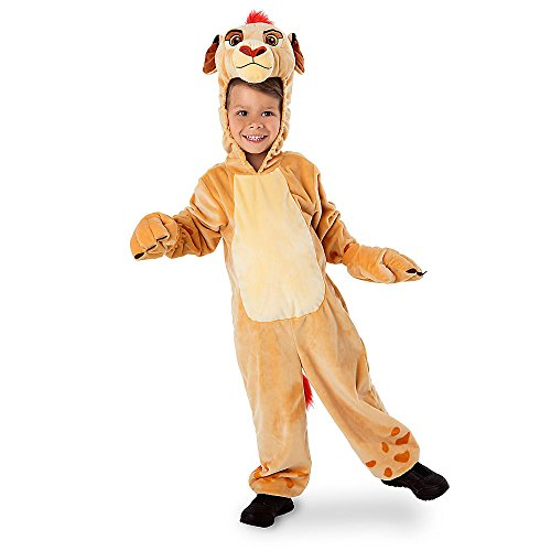 [Disney Lion King Lion Gaurd Kion Costume for Kids (5-6)] (Disney Nala Costume)