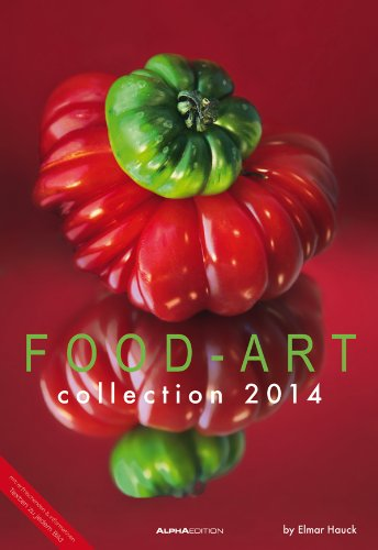 Food Art Bildkalender 2014