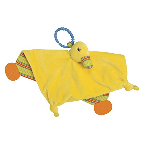 North American Bear Pond Pets Duck Puppet Cozy, Yellow