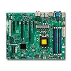 Supermicro Motherboard MBD-X9SAE-V-O LGA1155 Intel C216 DDR3 Retail