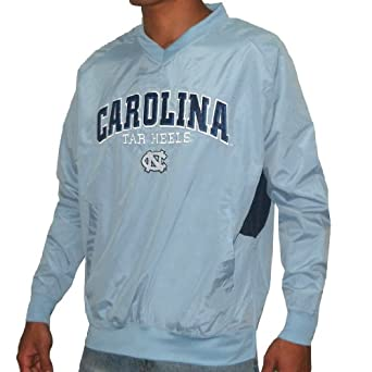 NCAA North Carolina Tar Heels Mens Jersey with Emboridered Logo by NCAA