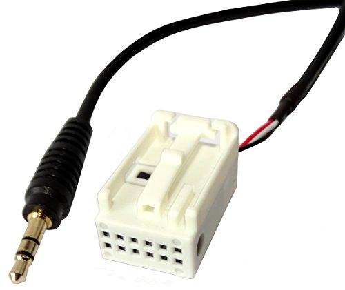 Aerzetix-Adaptateur-Cble-AUX-vers-Jack-35mm-pour-autoradio-RCD210-RCD310-RCD510