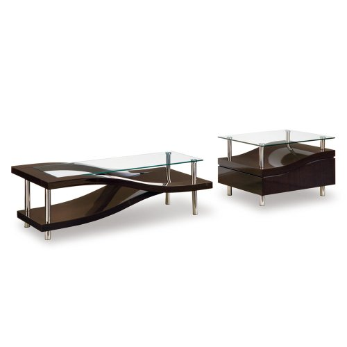 Global Furniture USA T759 Wenge Occasional Coffee