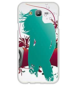 ifasho Girl dancing with music box Back Case Cover for Samsung Galaxy On 5