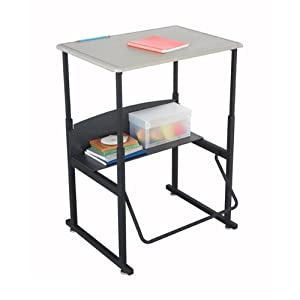 "AlphaBetter Stand Up Desk - Laminate Top - 36""W x 24""D"