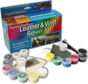 Liquid Leather Pro Leather and Vinyl Repair Kit