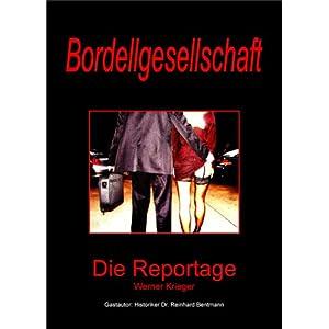 eBook Cover für  Bordellgesellschaft Die Reportage