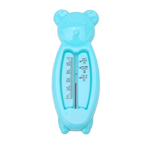 Winnie Baby Bath Thermometer Kids Shower Thermometer Toy Bath Toys Plastic Tub Water Sensor Thermometer Random Color (Tub Temperature Gauge compare prices)