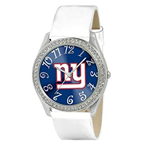 Brand New NEW YORK GIANTS GLITZ WHT by Things for You