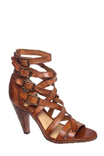 Mika Strappy High Heel Sandal