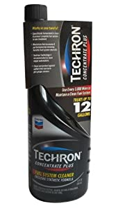 Chevron Techron Fuel System Cleaner >> Amazon.com: Chevron 67740 Techron Concentrate Plus Fuel System Cleaner - 12 oz.: Automotive