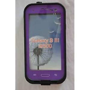 iBee Series Waterproof Samsung Galaxy S3 Case (i9300) *** Purple Color