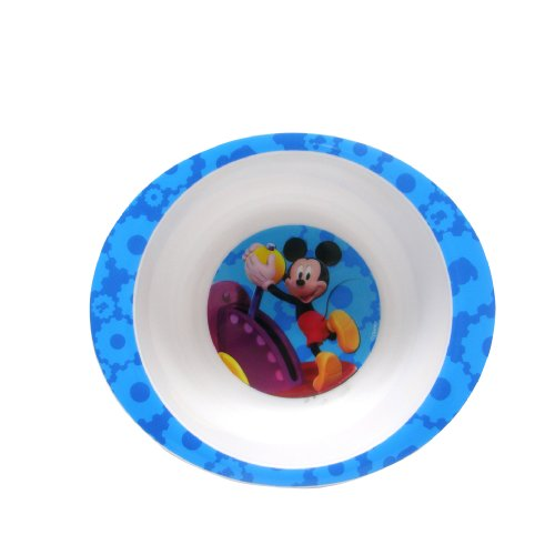 The First Years Mickey Mouse Toddler Bowl front-1029725