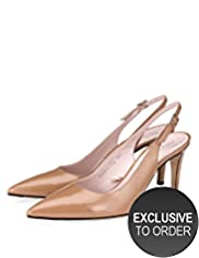 Autograph Almond Toe Slingback Shoes with Insolia