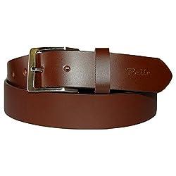 Pelle Brown Men's Belt (105 cm)