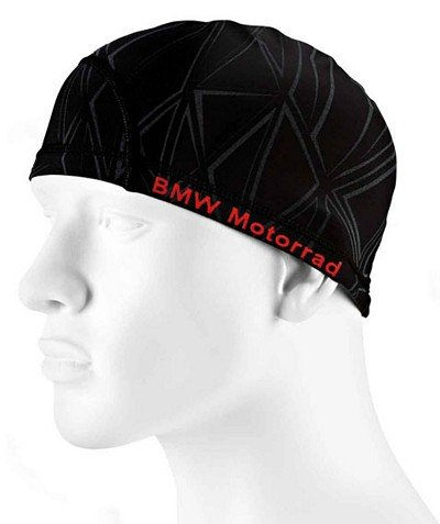 BMW Genuine Motorcycle Riding Ride Hat M Medium Black / Grey Gray (Bmw Riding Gear compare prices)