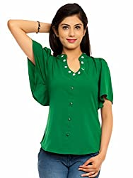 Green Color Causal Top