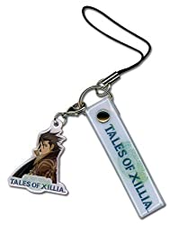 Cell Phone Charm - Tales Of Xillia - New Alvin Toys Anime Licensed ge17220 by GE Animation