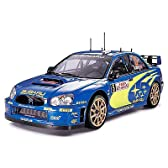 タミヤ 1/24 スポーツカー No.281 1/24 スバル インプレッサ WRC モンテカルロ '05 24281