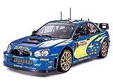 1/24 スポーツカー No.281 1/24 スバル インプレッサ WRC モンテカルロ '05 24281